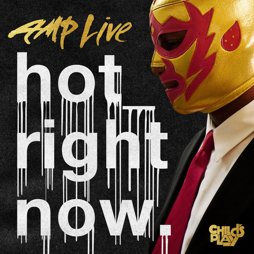 Album Art - Hot Right Now