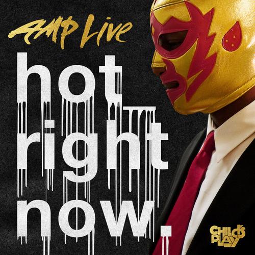Hot Right Now Album Art