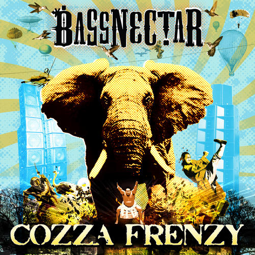Album Art - Cozza Frenzy