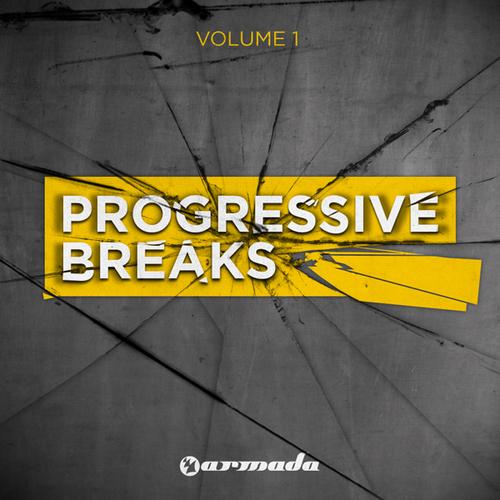 Album Art - Progressive Breaks, Vol. 1