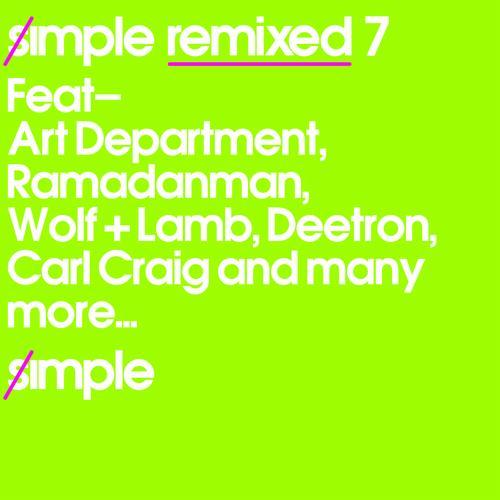 Album Art - Simple Remixed 7