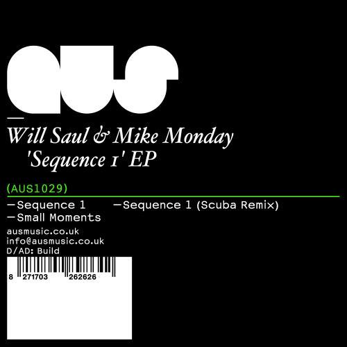 Album Art - Sequence 1 EP