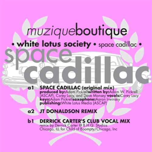 Album Art - Space Cadillac