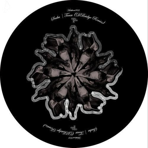 Album Art - Tense (D Bridge Remix)