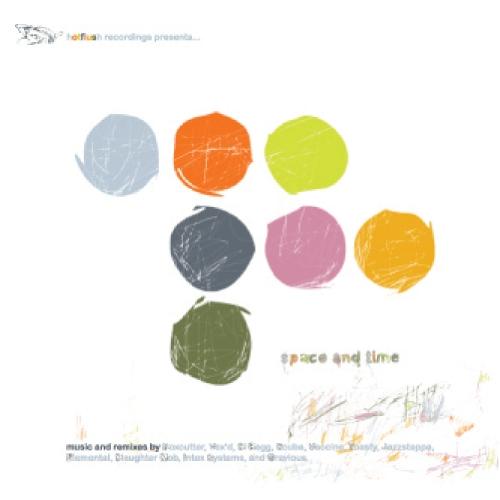 Album Art - Hotflush Presents... Space and Time?