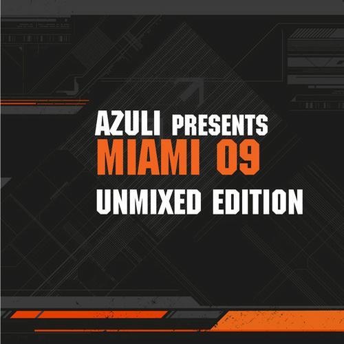 Album Art - Azuli presents Miami 2009 - Unmixed Edition