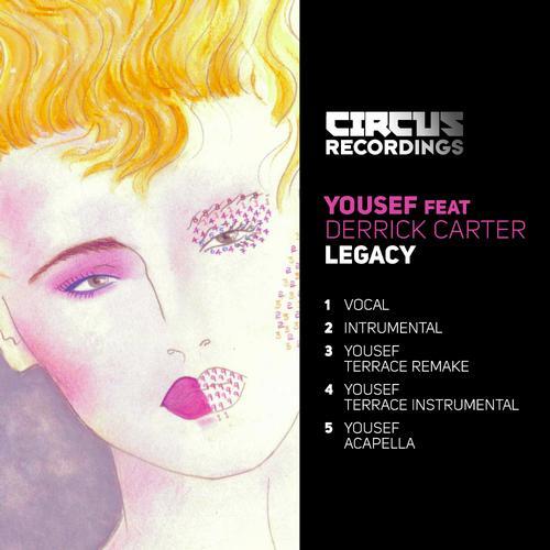 Album Art - Legacy