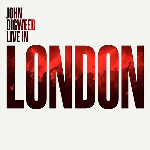 Album Art - John Digweed - Live In London