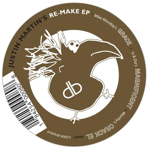 Justin Martin's Remake EP Album
