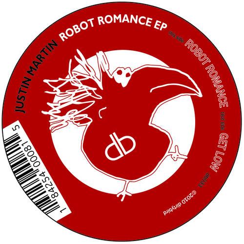 Robot Romance EP Album Art