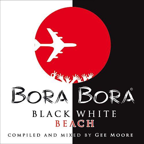 Album Art - Bora Bora - Black White Beach - 2 DISC
