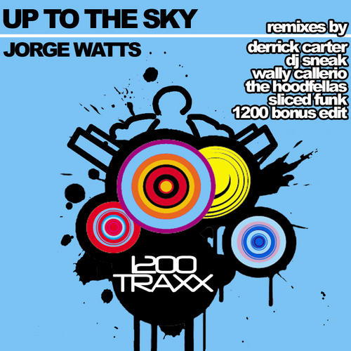 Album Art - Up To The Sky