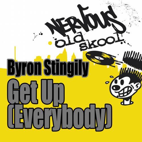Album Art - Get Up (Everybody)
