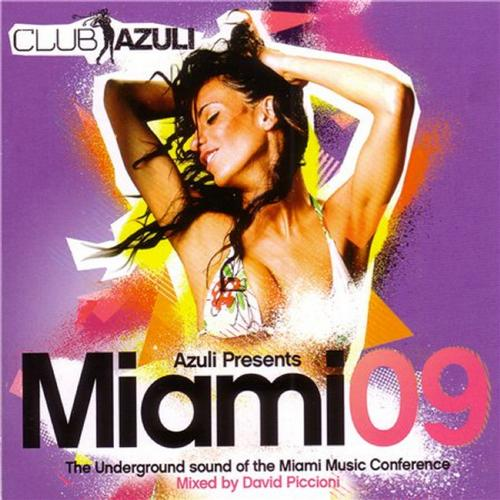 Album Art - Azuli Presents Miami 2009: Mixed