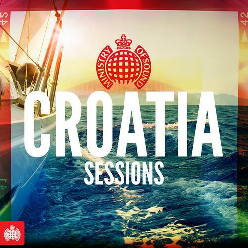 Album Art - Croatia Sessions - Ministry of Sound