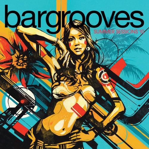 Album Art - Bargrooves Summer Sessions '10