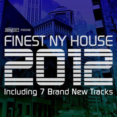 Album Art - Finest NY House 2012 (Part 2)