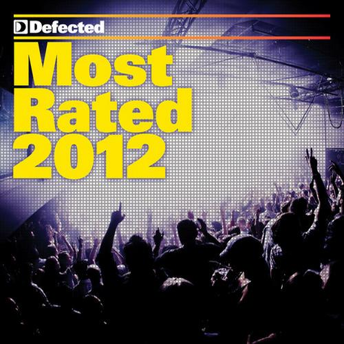 Album Art - Most Rated 2012