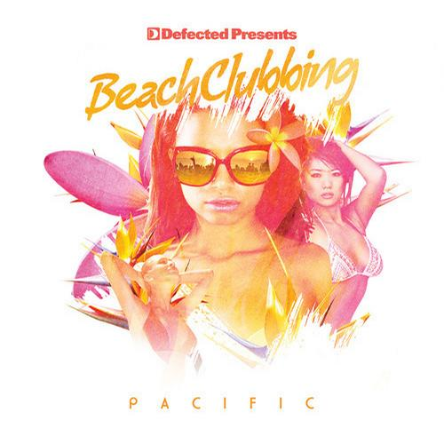 Album Art - Beach Clubbing Pacific