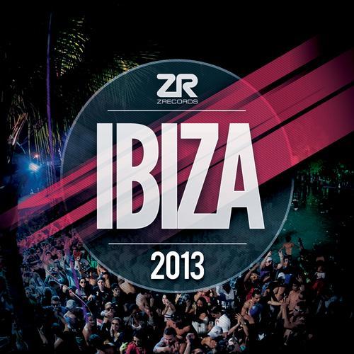 Z Records Presents Ibiza 2013 Album Art