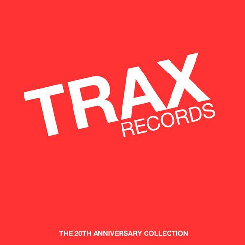 Album Art - Trax Records: The 20th Anniversary Collection Mixed by Maurice Joshua & Paul Johnson