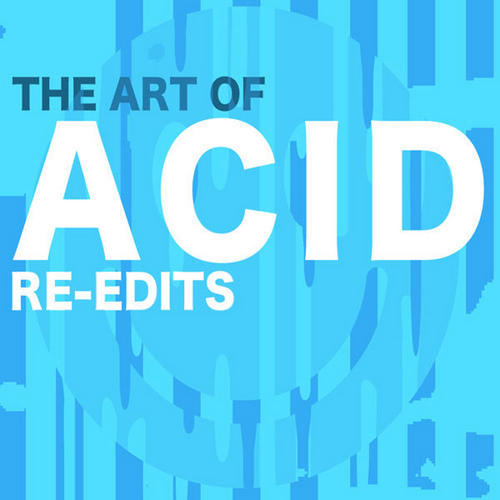 Album Art - The Art Of Acid Re-Edits