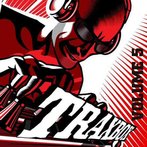 Traxbox Vol. 5 (Trax Records Remastered) Album Art