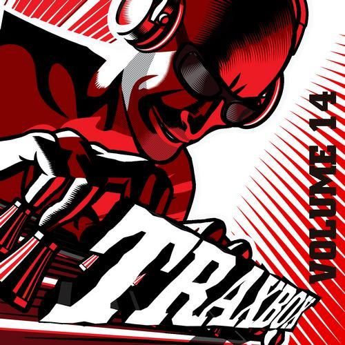 Album Art - Traxbox Vol. 14 (Trax Records Remastered)