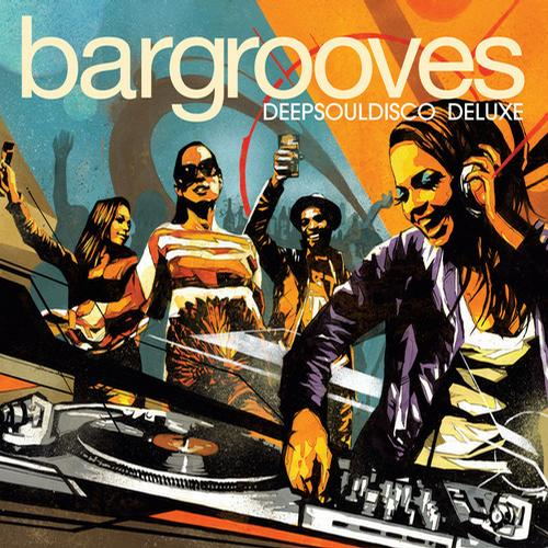 Album Art - Bargrooves DeepSoulDisco Deluxe