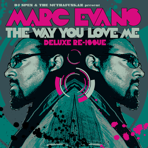 Album Art - The Way You Love Me - Deluxe Re-Issue
