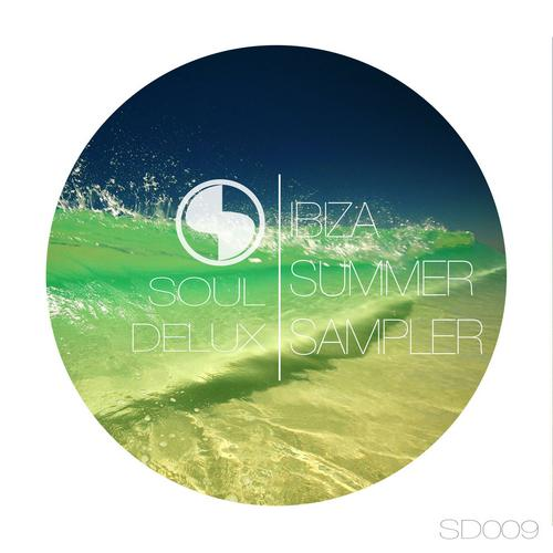 Ibiza Summer Sampler Album Art