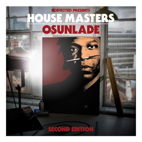 Album Art - Defected presents House Masters - Osunlade (Second Edition)