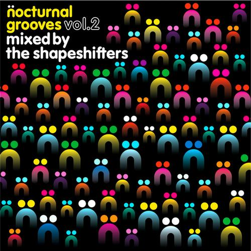 Album Art - Nocturnal Grooves, Vol. 2 (Mixed by The Shapeshifters)