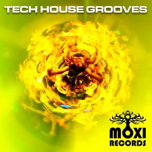 Album Art - Moxi Tech House Grooves 1