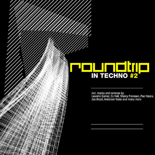 Album Art - Roundtrip In Techno Volume 2