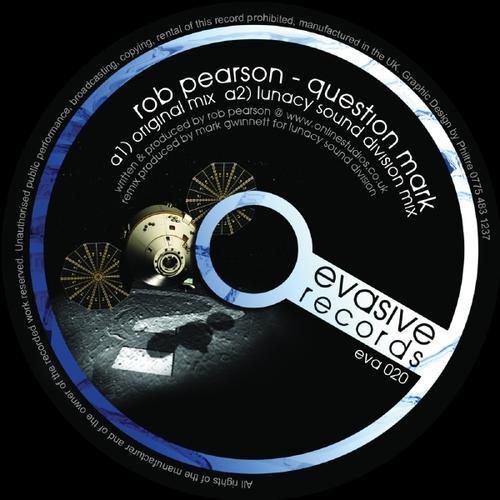 Album Art - Evasive 20 EP