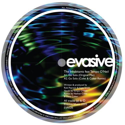 Album Art - Evasive Sampler #5