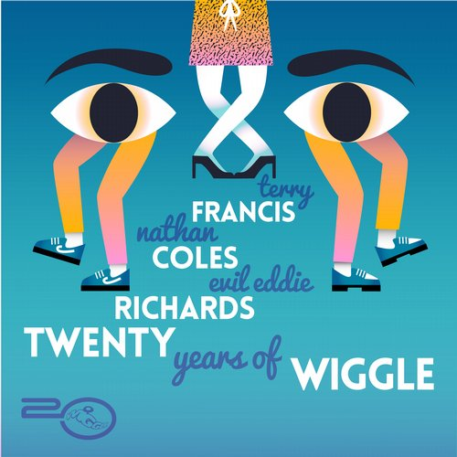 Album Art - 20 Years Of Wiggle