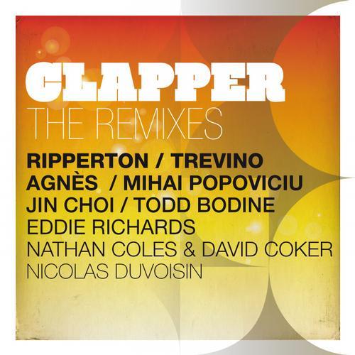 Album Art - Clapper - The Remixes