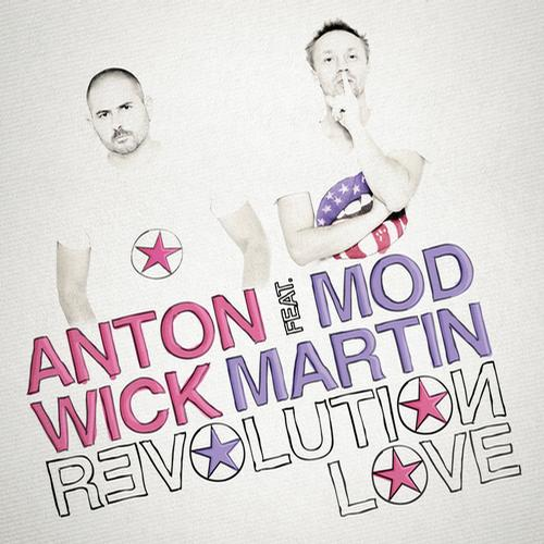 Revolution Love Album Art