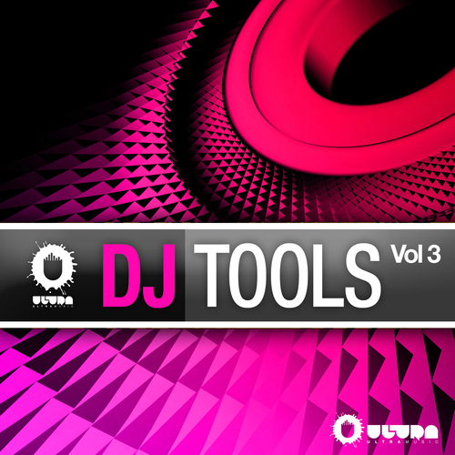 Album Art - DJ Tools Volume 3