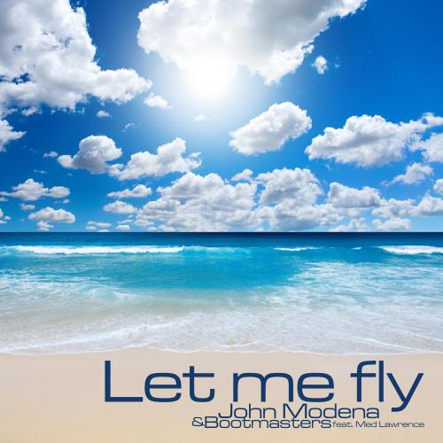 Let Me Fly Album Art