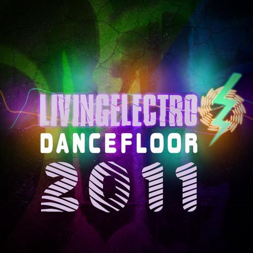 Album Art - Living Electro Dancefloor 2011
