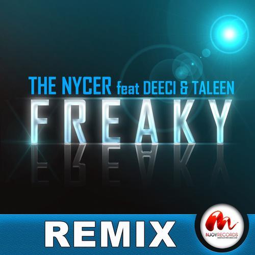 Freaky (Remix) Album Art