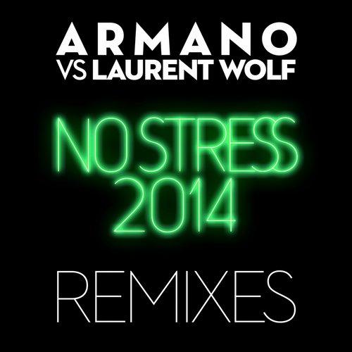 No Stress 2014 (Remixes) Album Art