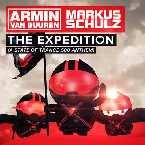Album Art - The Expedition - A State Of Trance 600 Anthem