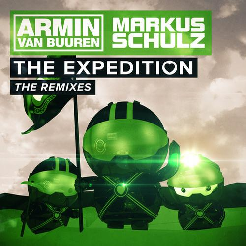 Album Art - The Expedition (A State Of Trance 600 Anthem) - Remixes