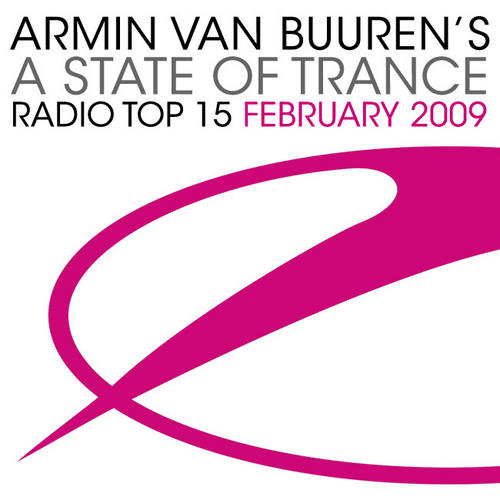 Album Art - Armin Van Buurens A State Of Trance Radio Top 15 - February 2009