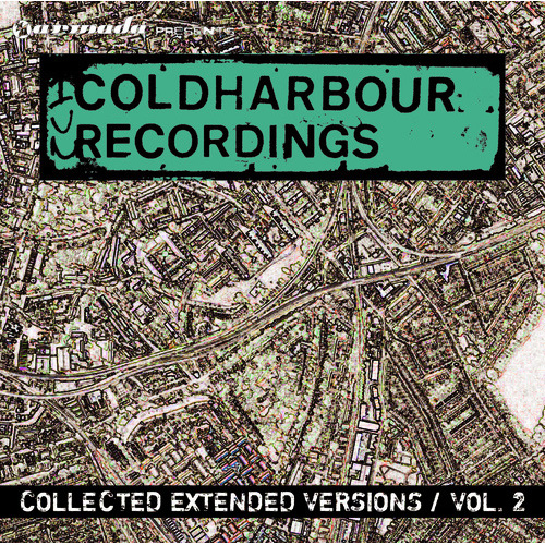 Album Art - Coldharbour Collected Extended Versions Vol. 2