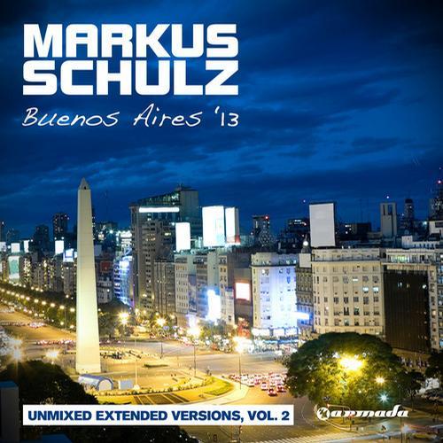 Album Art - Buenos Aires '13 (Unmixed Extended Versions, Vol. 2)